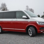 Familiebilen giver familien komfort og velvære