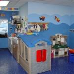 Idéer til farver på børneværelset